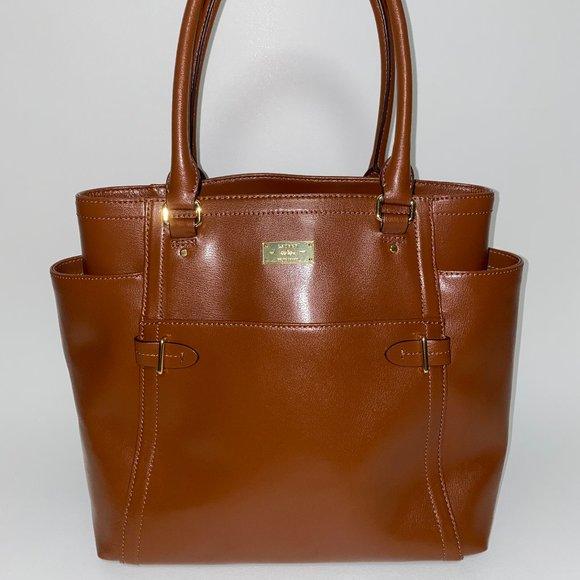 R. L. L. Handbags - R.L.L. Leather Bag